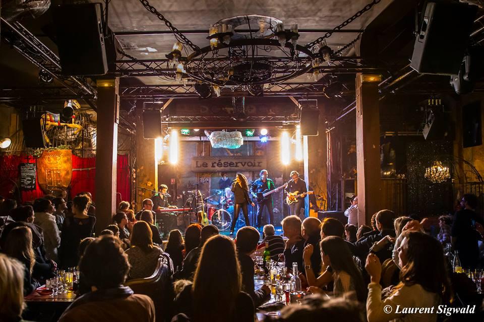 Le Réservoir – Concert Alexiane BROQUE